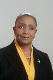 Mrs. Cleola Hamilton, Parliamentary Secretary