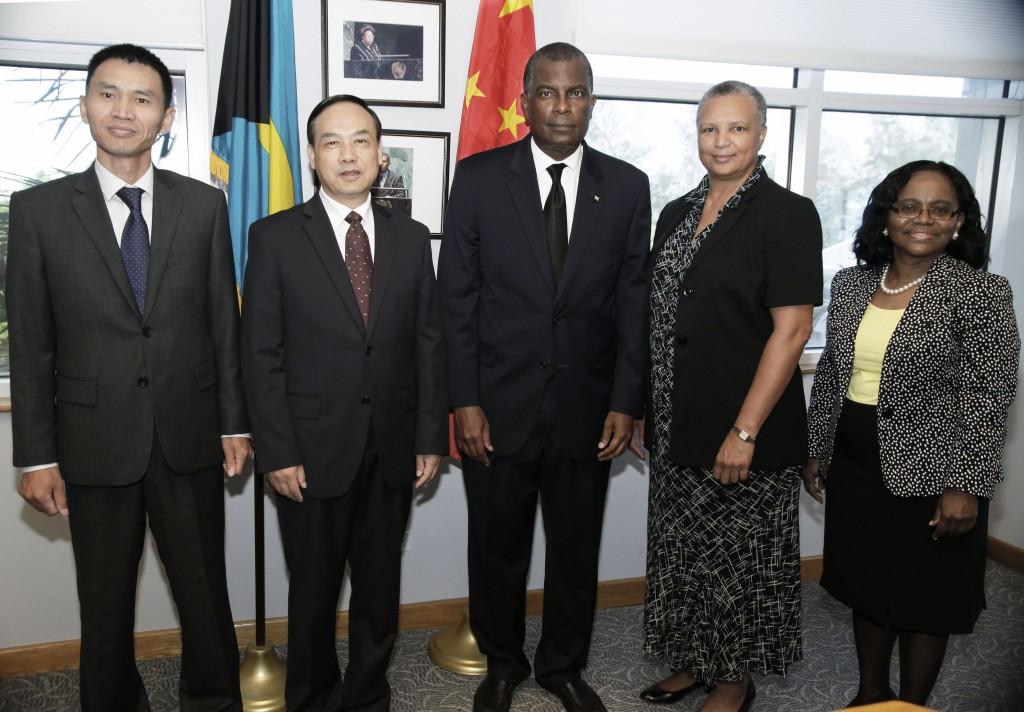 Minister Mitchell&Chinese Ambassador June 23, 2016.   007132