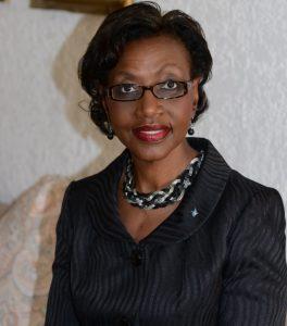 Ambassador Rhoda M. Jackson