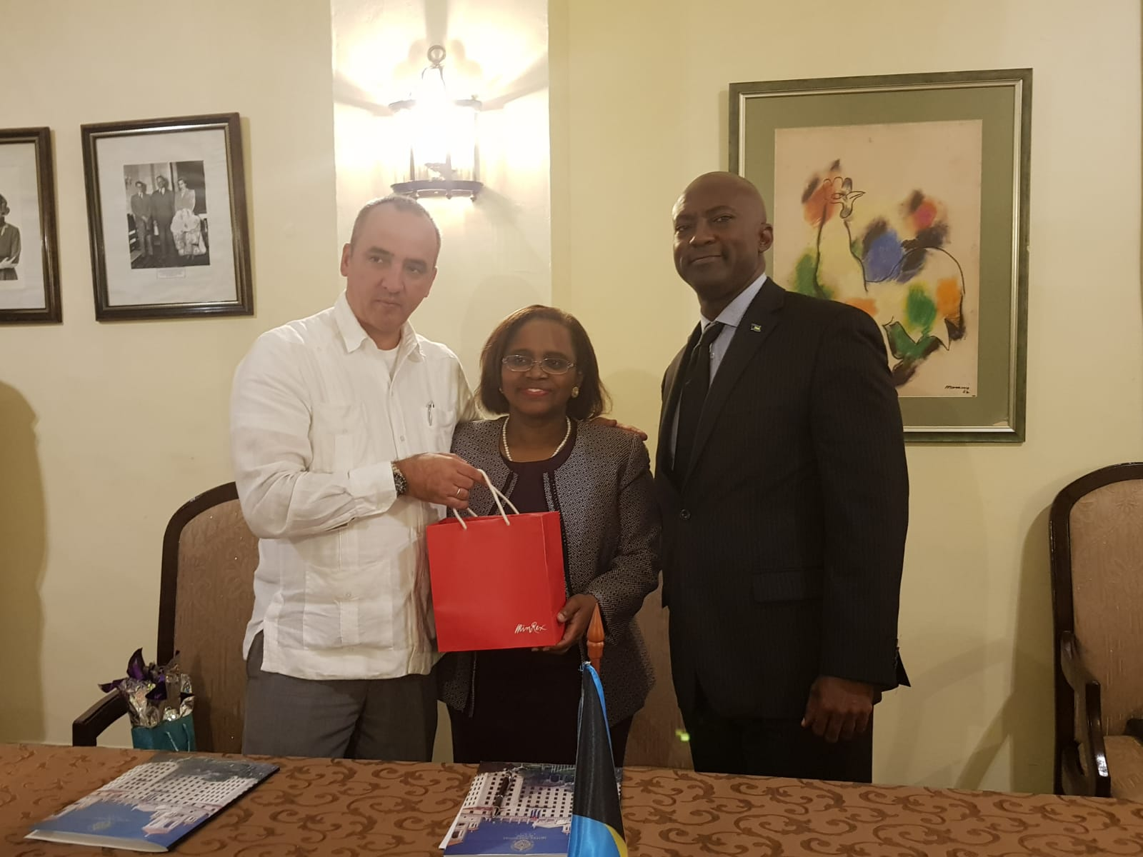 Delegation Travels To Cuba For 5th Round Of Migration Talks Ministry Of Foreign Affairs Bahamas